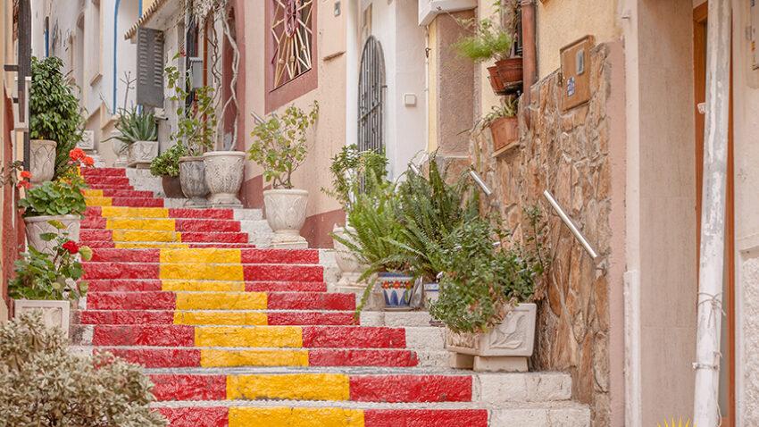 Spanska trappan